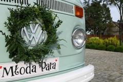 Volkswagen T2 auto do ślubu