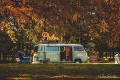 Photobus w Pałacu Rozalin