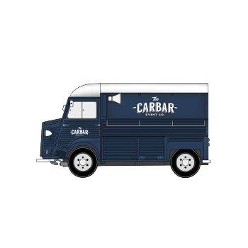 Food Truck rysunek